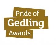 Pride of Gedling Logo